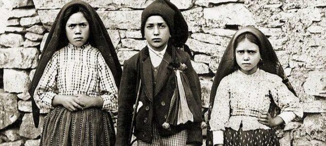100-året for Fatima