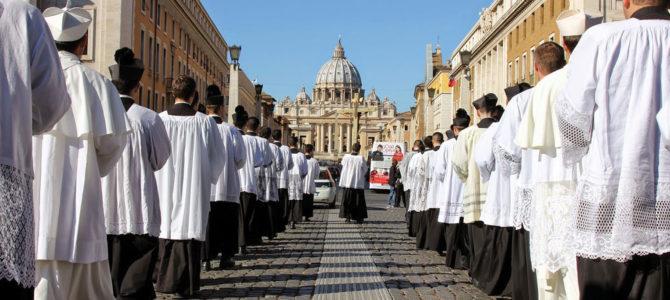 Valfart til Rom med Biskop Czeslaw