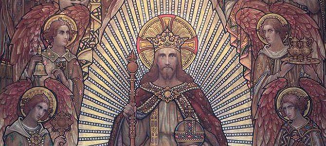 Leve Kristus Konge