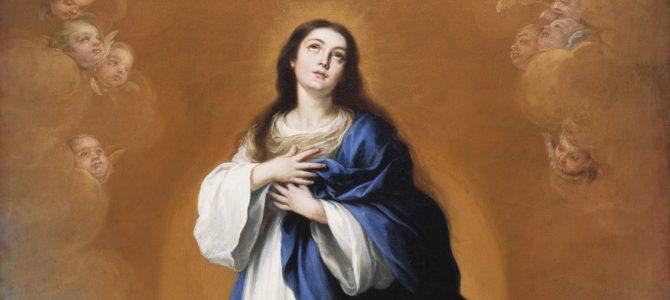 Novene til Jomfru Maria