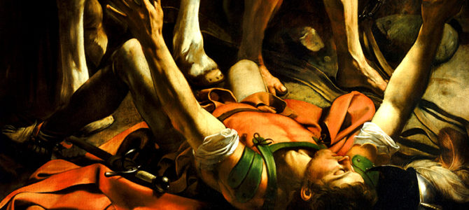 25. Januar – Skt. Paulus' omvendelse