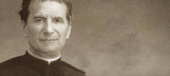 31. Januar – Don Bosco