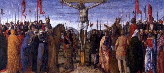 Korset og dødens realitet