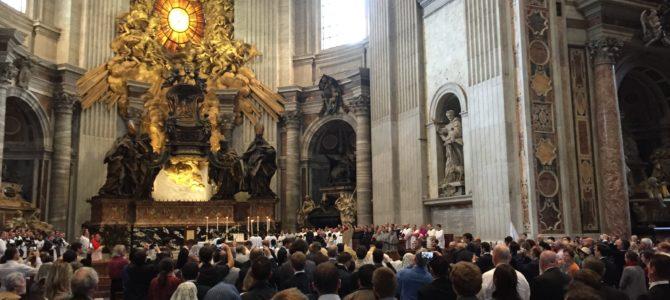 Summorum Pontificum i Rom