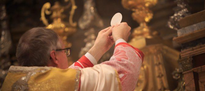 Søndag med Biskop Czeslaw