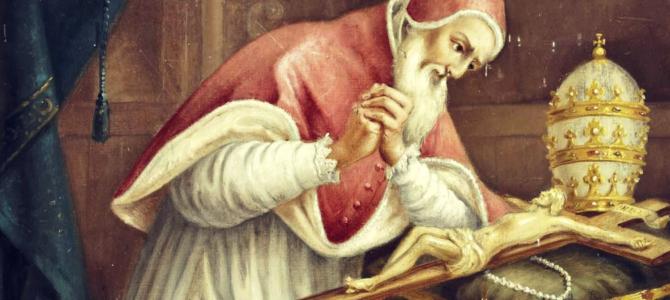 Den hellige Pius V