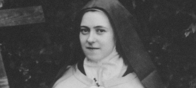 3. Oktober – Skt. Therese af Lisieux