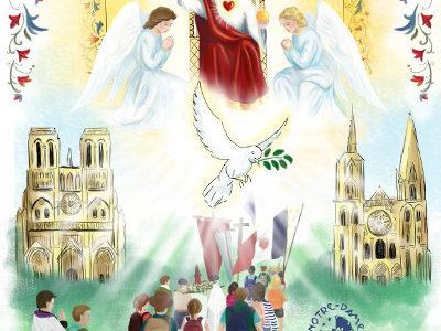 Fra St Sulpice til ND-Chartres