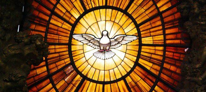 """""""Helligånden styrker os til at vidne om Kristus"""""""