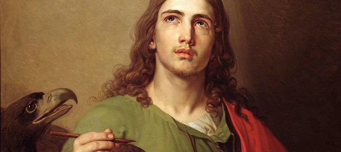 6. maj – Evangelisten Johannes' martyrium