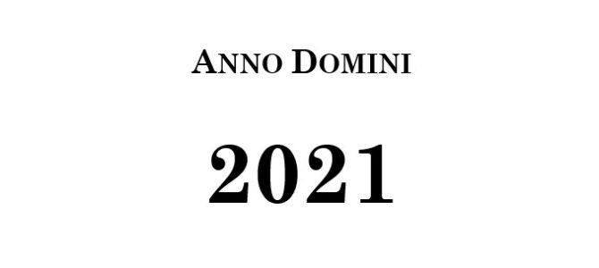 Liturgisk kalender – 2021