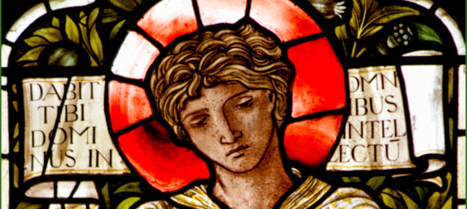 24. Januar – Skt. Timotheus