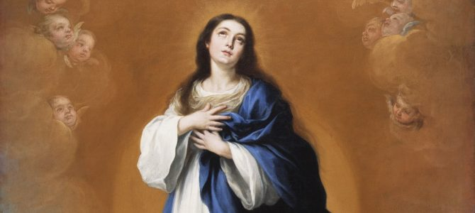 Jomfru Marias bebudelse