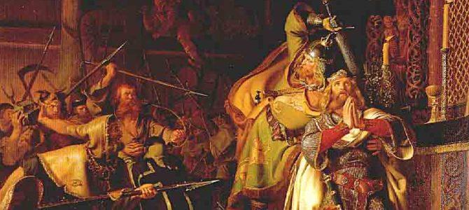 19. Januar – Skt. Knud Konge
