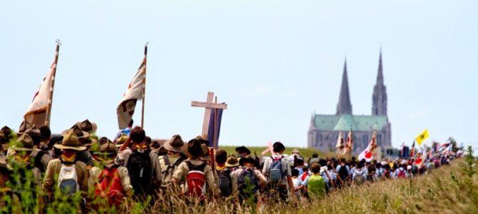 Paris-Chartres i Pinsen