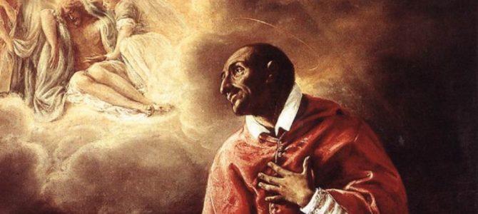 Karl Borromæus og pesten