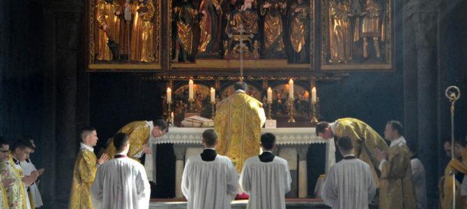 Unge katolikker finder hjem