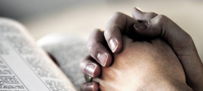 """""""Bønnen hjælper os til at leve et bedre liv"""""""