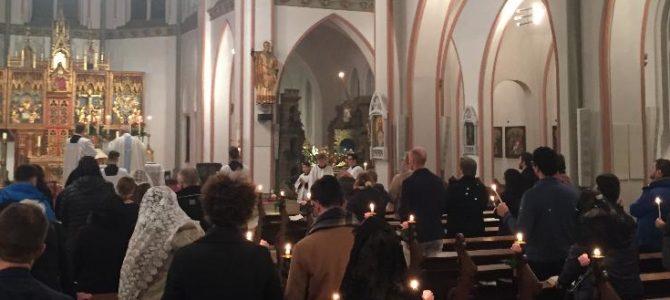 Introduktion til Messen