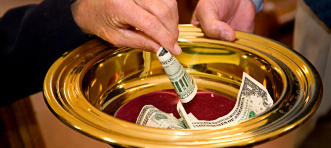 Støt den traditionelle liturgi