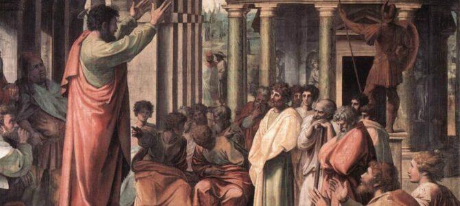 """""""Hvem vil vidne om Kristus?"""""""